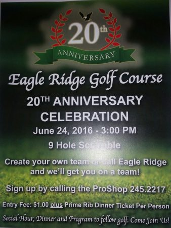 flyer for 20th