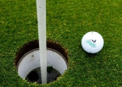 Ball by the Hole
