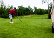 Player on #5
